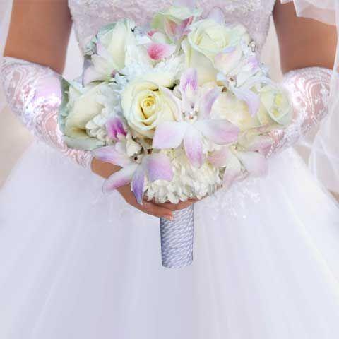 Свадебный букет невесты №4
